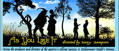 Outdoor Shakespeare In The Bay - As You Like It