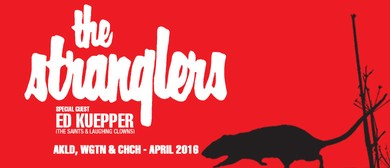 The Stranglers, with special guest Ed Kuepper