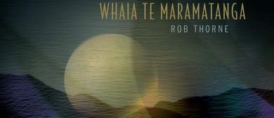 Whāia Te Māramatanga