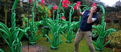 Arts on Tour- Carnivorous Plants Society - Summer Tour 2016