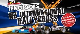 Teng Tools NZ International Rallycross