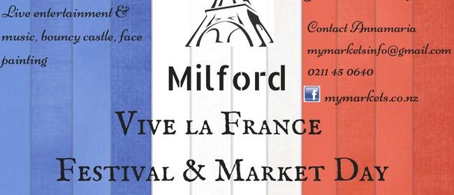 Milford Vive la France Festival and Market Day