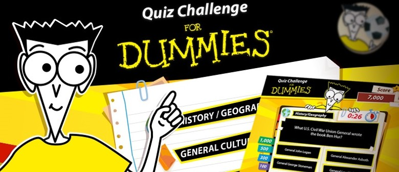 Quiz for Dummies