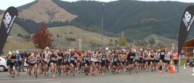 Nelson Shoe Clinic Half & Quarter Marathon