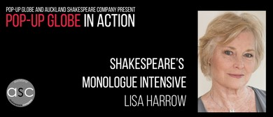 Pop-up Globe In Action: Shakespeare's Monologue Intensive