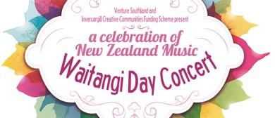 Summer Sounds of Southland: Waitangi Day Celebrations