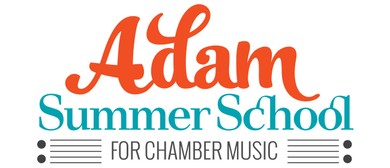 Finale Concerts 2016 Adam Summer School for Chamber Music