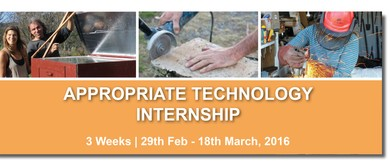 Appropriate Technology Internship