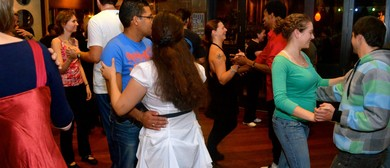 CubanFusion Monthly Salsa Session/Lesson