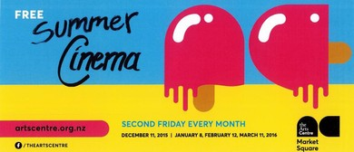 Summer Outdoor Cinema - Frozen and Heavenly Creatures