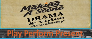 TaDa Drama with Making a Scene Drama & Voice Academy