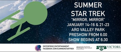 Summer Star Trek: Mirror Mirror
