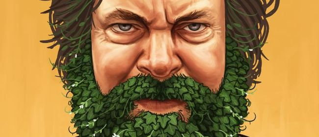 Nick Offerman - Full Bush