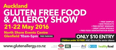 Auckland Gluten Food & Allergy Show