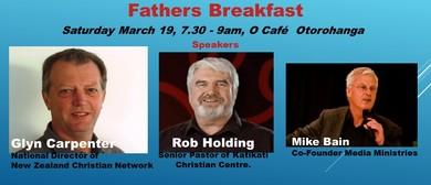 Fathers Breakfast