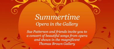 Summertime - Opera in the Gallery