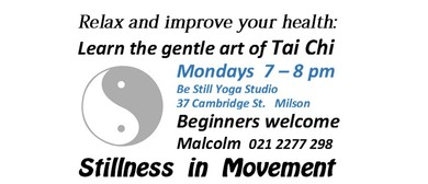 Stillness in Movement Tai Chi
