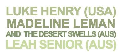 Madeline Leman and the Desert Swells