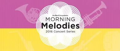 Morning Melodies: The Royal New Zealand Navy Band