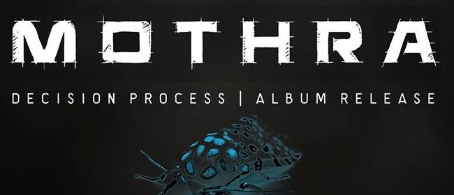 Heavy Metal Ninjas, Mothra album release, Arcane Construct