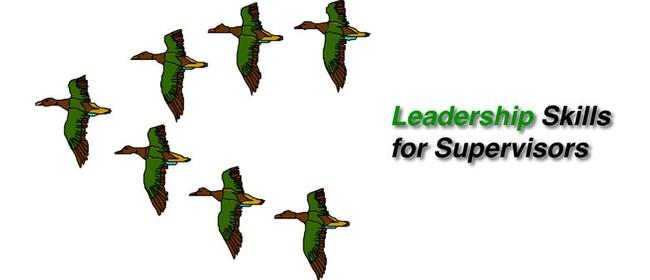 Leadership Skills for Supervisors (2days)