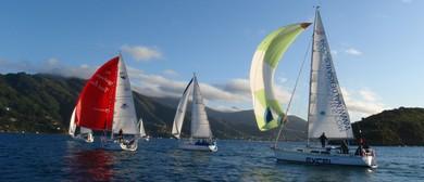 Oddies Marine Business House Friday Night Sailing Series