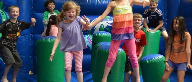 ASB Mega Inflatables Day - Summer City
