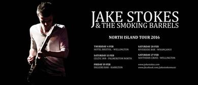 Jake Stokes & The Smoking Barrels