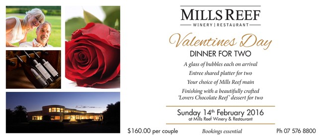 Valentine's Day - Dinner for Two