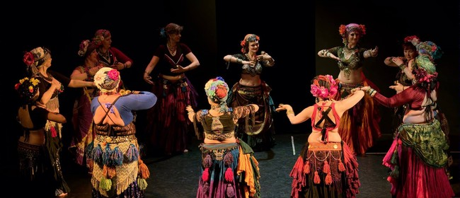 Bellydance classes: American Tribal Style®