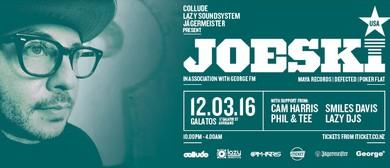 Collude, Lazy & Jägermeister present - Joeski (USA)