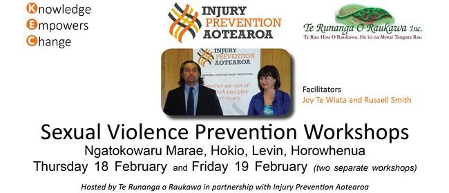 Sexual Violence Prevention Workshop (1)