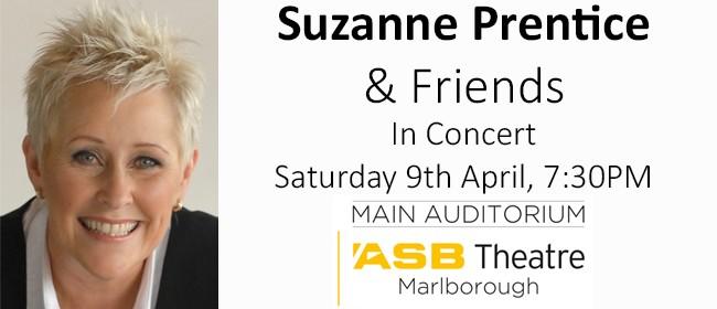 Suzanne Prentice in Concert