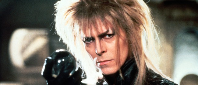 D.Bowie Outdoor Movie Night Tribute: the Labyrinth (R18)