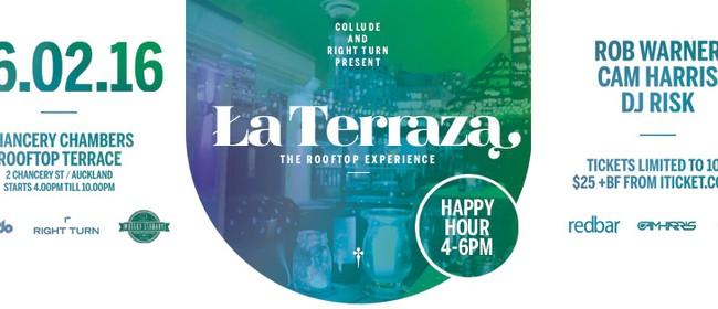 La Terraza - The Rooftop Experience - Heat 2