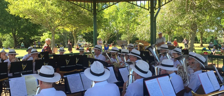 Cornwall Park Summer Music Concert Series