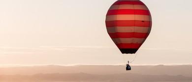 Wairarapa Balloon Festival - House of Travel Bon Voyage