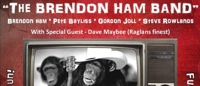 The Brendon Ham Band feat. Dave Maybee