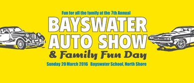 Bayswater Auto Show and Family Fun Day