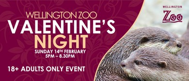 Wellington Zoo Valentine's Night