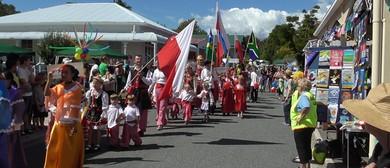 17th Tauranga Multicultural Festival