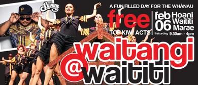 Waitangi @ Waititi