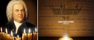 Bach By Candlelight On Baroque Period Instruments