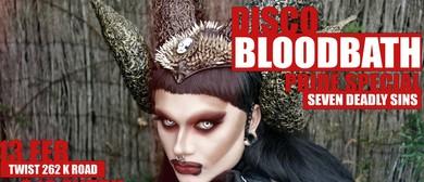 Disco Bloodbath Pride Special - Seven Deadly Sins