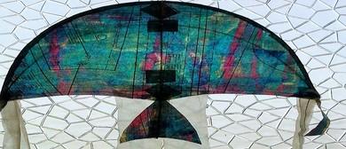 Kite Making Workshop - Yvonne de Mille