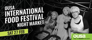 OUSA International Food Festival