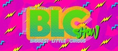 The Biggest Little Circus
