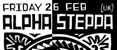 Alpha Steppa Meets Lion Rockers Hi-fi