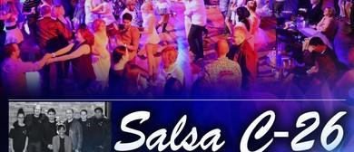 Sumer Salsa Party