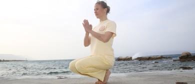 Yoga for Beginners on Friday Morning